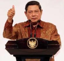 ANAS TERSANGKA, SBY: JANGAN CAMPUR ADUK ANTARA HUKUM DAN POLITIK