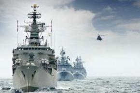 India gelar latihan militer massal di Laut Arab